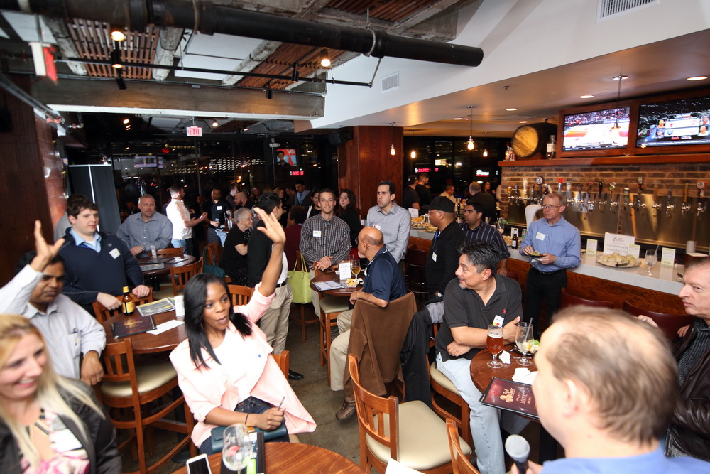 Networking Mixer - November 2015