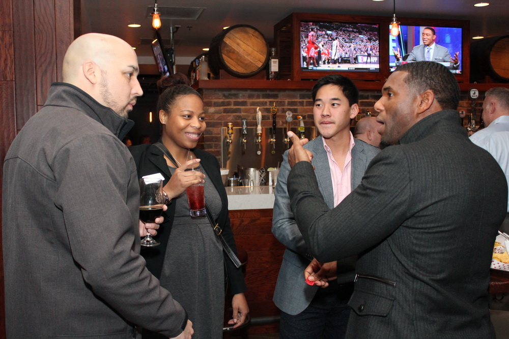 Networking Mixer - January 2016
